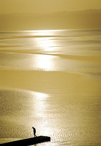Dead Sea, Jordan, 2006.