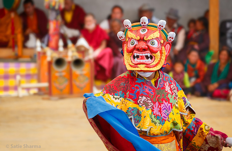 Ladakhi Mask Dance