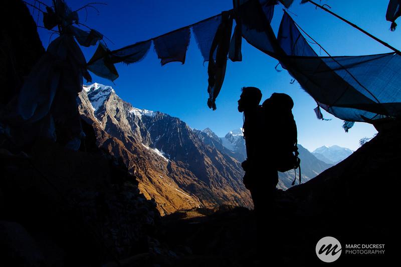 Manaslu Trek, Nepal
