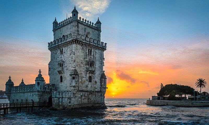 Best of Portugal Lisbon Tower Photography 17 By Messagez com