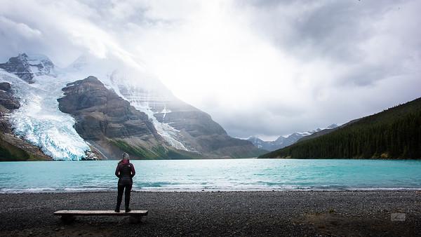 Robson's Berg Lake