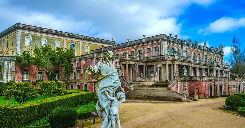 Queluz National Palace Art Photography 17 By Messagez com