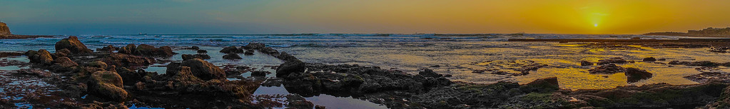 Portugal Coast Panorama Fine Art Photography 3 By Messagez