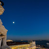 Looking To the Moon Lisbon Fine Art Photography By Messagez com