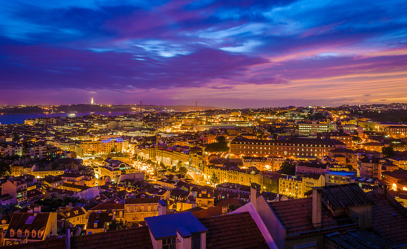 Best of Lisbon Viewpoints Photography 18 By Messagez com