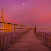 Under The Moon at Sunset Photography 2 By Messagez com