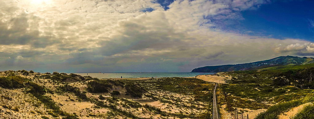 The Magic Coast of Cascais Portugal Panorama Photography 17 By Messagez com