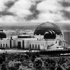 Griffith Observatory Under Heat Wave.