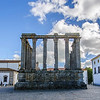 Portugal Roman Temple of Évora Fine Art Photography 3 By Messagez com
