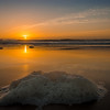 Guincho Beach Foam at Sunset Photography By Messagez.com