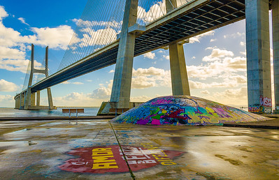 Original Portugal Bridge Art Photography 10 By Messagez com