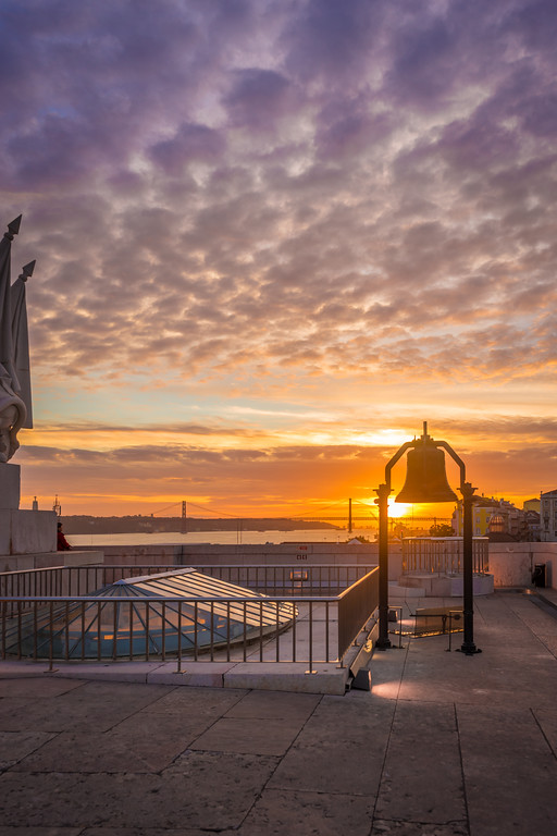 Lisbon Triumphal Arch Viewpoint Sunset Photography 26 By Messagez com