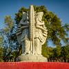 Buddha Eden Statue 4 ~ Messagez.com