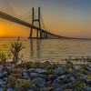Best of Lisbon Bridge Sunrise Photography 6 By Messagez com