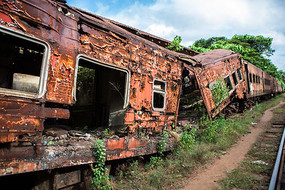 I've Seen Better Days II