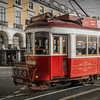 Lisbon City Red Tram Photography  Messagez com