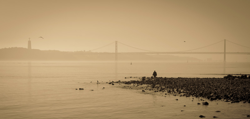 Alone in Lisbon Portugal Photography 2 By Messagez com