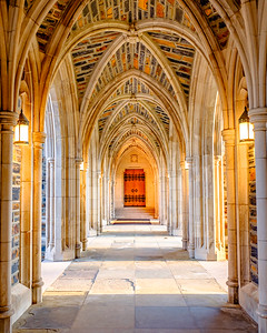 Duke University Chapel entrance