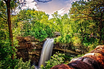 Minnehaha Falls – Minneapolis, MN