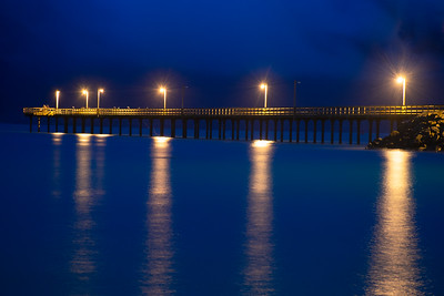 Crescent Harbor Pier