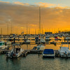 Lisbon Marina Sunset Image By Messagez.com