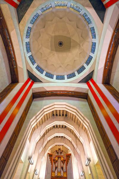 St. Joseph's Oratory, Montreal, Quebec, Canada.