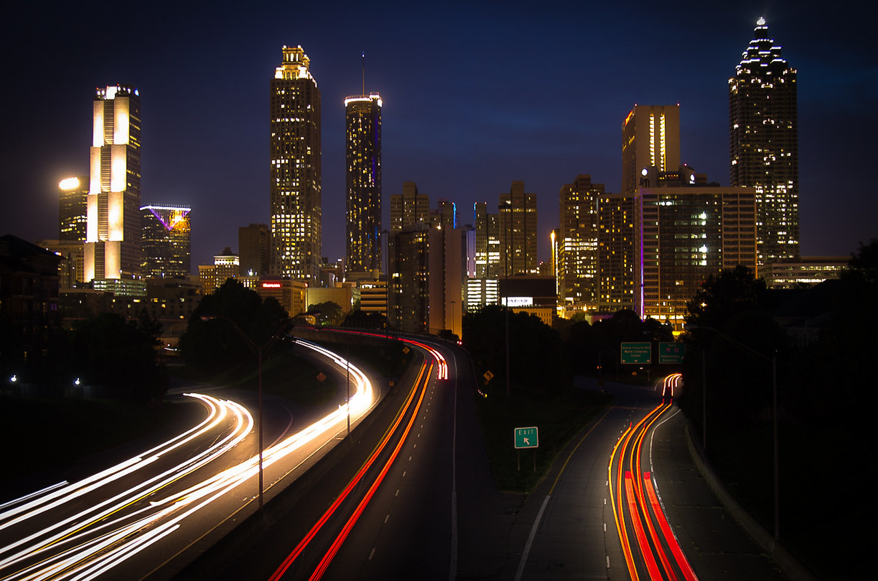 Jackson Street Bridge | Atlanta, Georgia