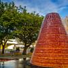 Original Lisbon Water Volcano  Art Photography By Messagez com