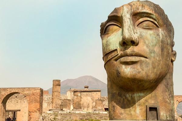 Pompeii Man