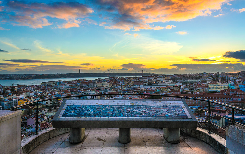 Best of Lisbon Viewpoints Photography 6 By Messagez com