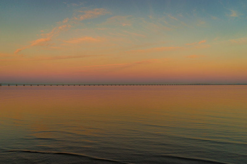 Tagus River Sunset Photography By Messagez com