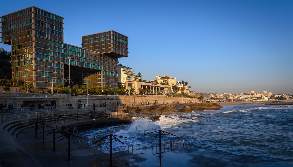 Cascais Portugal Architecture Photography