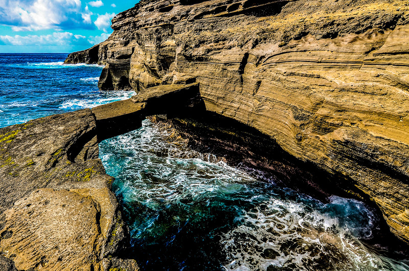 Rock Bridge, Oahu