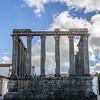 Portugal Roman Temple of Évora Fine Art Photography By Messagez com