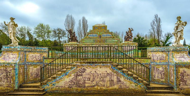 Queluz National Palace Art Photography 20 By Messagez com