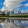 Lisbon Geronimos Monastery Reflection Photography 2 By Messagez com