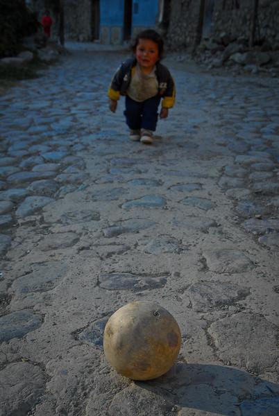 Aguas Calientes, Peru, 2007.