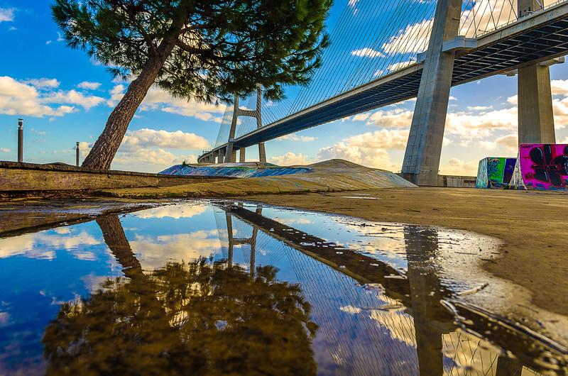 Original Portugal Bridge Art Photography 12 By Messagez com