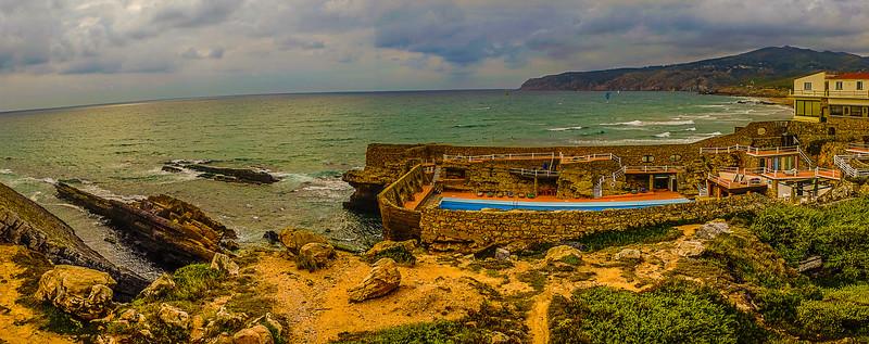 The Magic Coast of Cascais Portugal Panorama Photography 14 By Messagez com