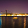 Lisbon 25th of April Bridge Photography By Messagez com
