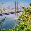 Original Lisbon 25th of April Bridge Landscape Photography 13 By Messagez com