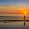 Running To The Sunset Photography By Messagez com