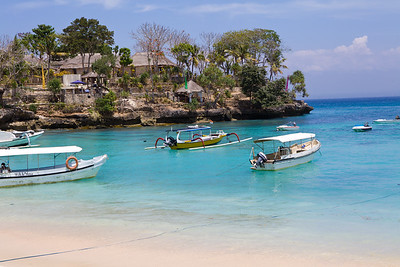 Calm Waters Nusa Lembongan