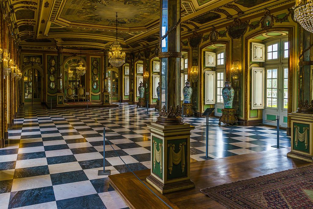 Queluz National Palace Fine Art Photography 3 By Messagez com