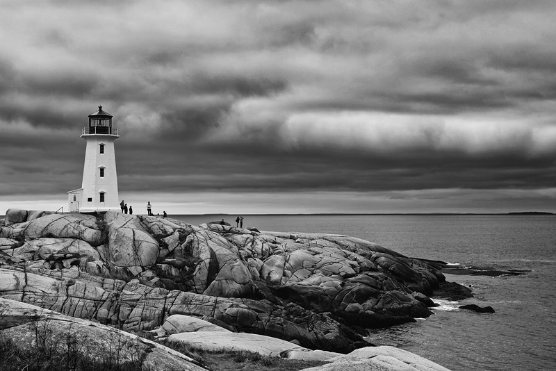 Peggy's Cove, Nova Scotia. 2013
