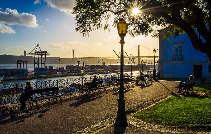 Best of Lisbon Garden Sunshine Art Photography 5 By Messagez com
