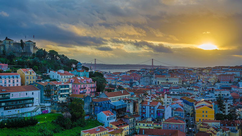 Original Portugal Lisbon Photography 32 By Messagez com
