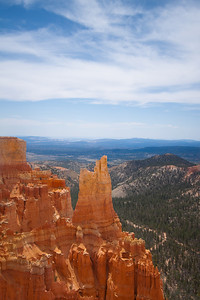 Peaks at Bryce Canyon National Park