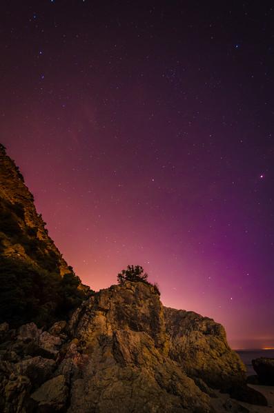 Portugal Coast Arrabida Night Sky Photography 4 By Messagez com
