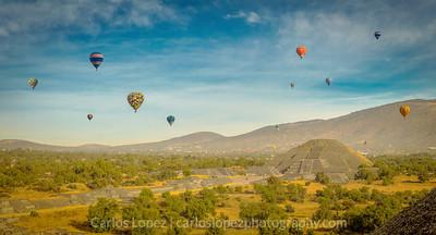 Teotihuacan Balloons
